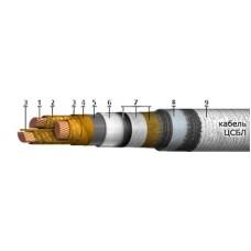 ЦСБл-10 3х120 Кабель ЦСБл-10